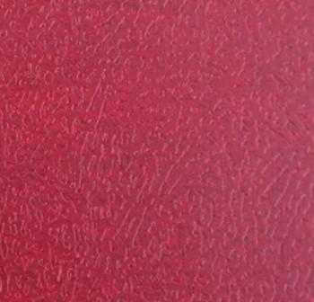 Caja 50 tapas encuadernación cartón gofrado 900mic A4 rojo