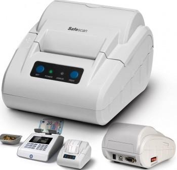 Impresora térmica Safescan TP-230 15,3x11,6x9cm color gris