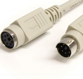 STEY Cable prolongador teclado M/H din 2mts