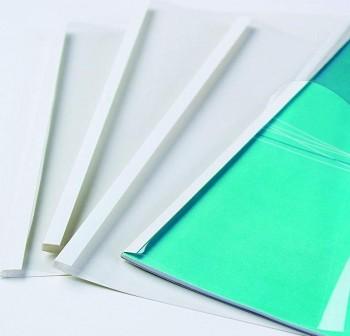 PEACH Carpeta A4 3mm encuadernacion termica