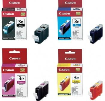 CANON Cartucho inkjet BCI-3e original