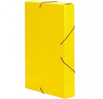 DOSSIER Carpeta proyecto carton con cierre elastico