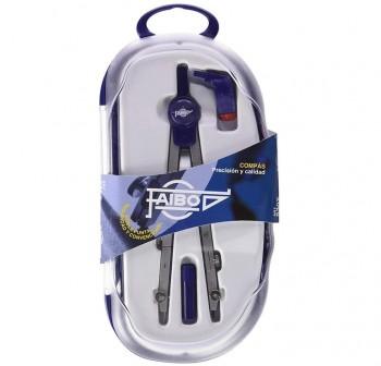 FAIBO Compas bachiller diseño adaptador univer