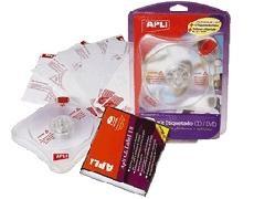 APLI Kit centrador etiquetas apli + software