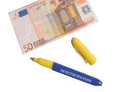 F7I Lapiz detector billetes falsos