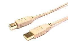 STEY Cable USB 1.0 tipo A-B 1,8m