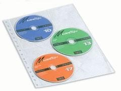 ESCUDERO Funda para 3 cd/dvd