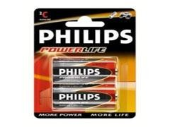 PHILIPS Pila alkalina lr-14