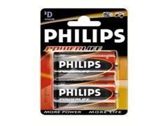 PHILIPS Pila alkalina lr-20