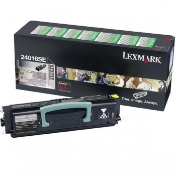LEXMARK Toner laser 0024016SE negro original