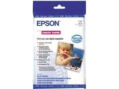 EPSON Din 10x15 photo 194gr. 20 hojas