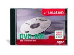 IMATION DVD-RW 4x 4,7GB