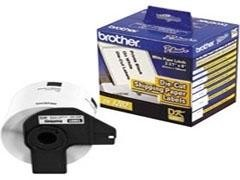 BROTHER Etiqueta precortadas blancas QL 17x87mm (300uds)