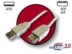STEY Cable USB 2.0 tipo A-B