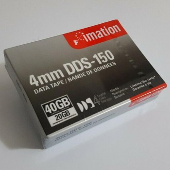 Cartucho de datos Imation DDS-4 20-40GB