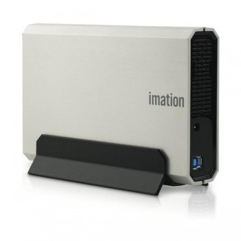 "IMATION Disco duro externo 3.5\"" Apollo Expert Imation D300 3tb usb 3.0 color plata"