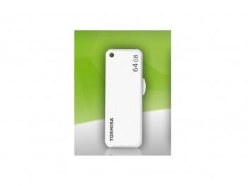 Toshiba Memoria USB 2.0 Toshiba Yamabiko 64GB blanco