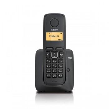 Gigaset Teléfono Gigaset A120. Negro