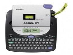 CASIO Maquina rotuladora CASIO KL-780