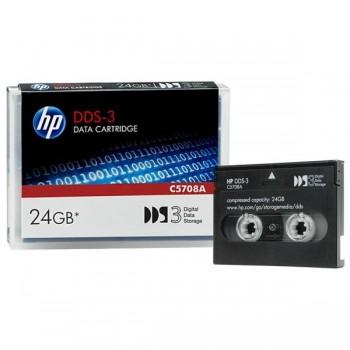 Cartucho DE datos HP DDS-3 125M 24gb