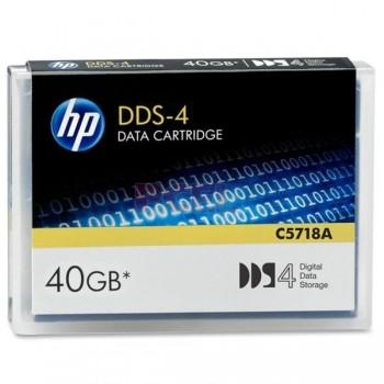 Cartucho DE datos HP DDS-4 4mm 150M 40gb