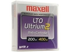 Cartucho de datos Maxell lto Ultrium 2 200-400gb