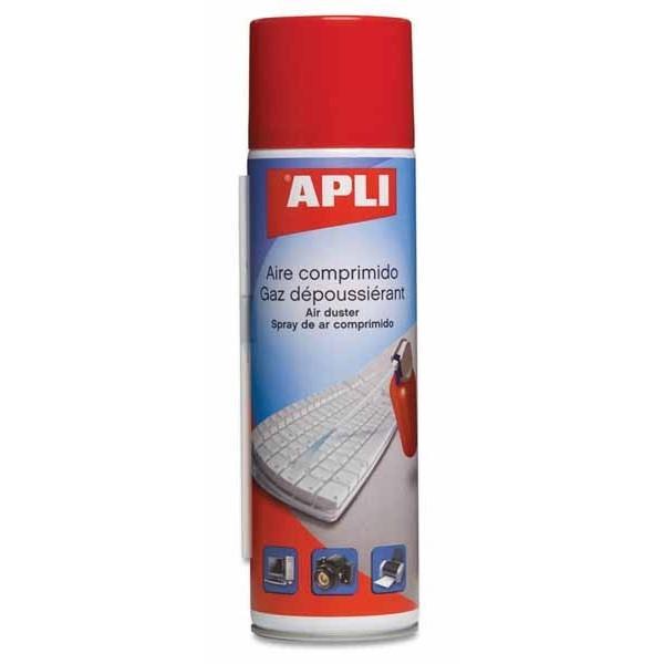 APLI Soplador de aire comprimido 400ML
