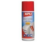 APLI Espuma limpiadora 400ml