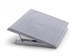 CHARMEX Reposapiés metálico Systemtronic S15 35x45cm