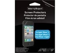 Blister 2 protectores pantallas para iPhone 4G