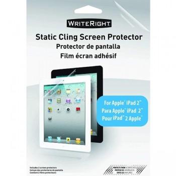 Blister 2 protectores pantallas para iPad2