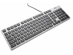 Teclado con cable Isla Keyboard Trust