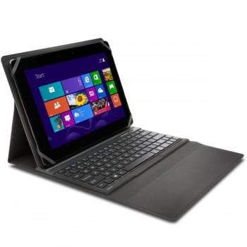 """Funda universal kensington con teclado para tables de 9-10\"""" windows"""