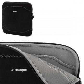 Funda kensington para tablet imitación ante 11,6\c/29,46 cm negra
