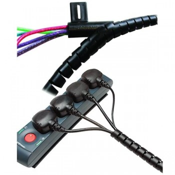 Organizador de cables zip 2m