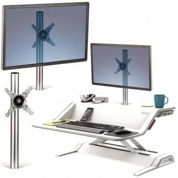 Brazo accesorio para Estación de trabajo Sit Stand Lotus individual