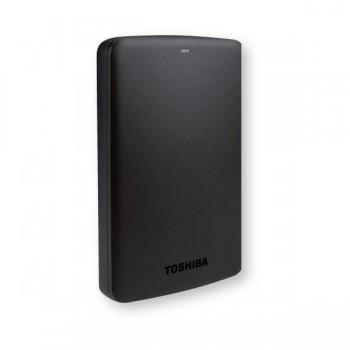 Toshiba Disco duro externo portátil Toshiba Canvio basics 3.0 3Tb