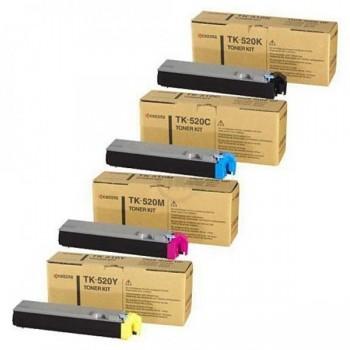 KYOCERA Toner laser TK-520K negro original