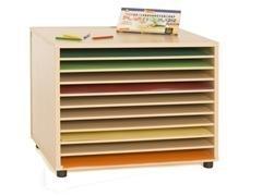 Mueble cartulinero 70x53x57 cm