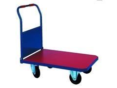 Plataforma con barandilla plegable carga 350kg 75x45x95cm peso 20kg
