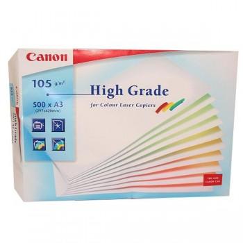 CANON papel Din A-3 105gr. high grade (500h)