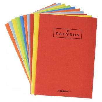 UNIPAPEL Libreta PAPYRUS folio
