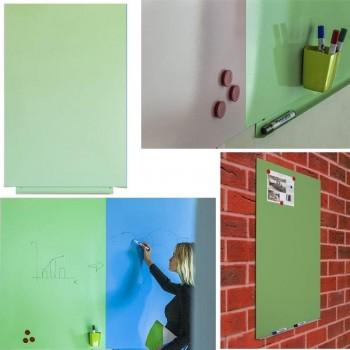 Pizarra Skin superficie lacada 75x115cm color verde