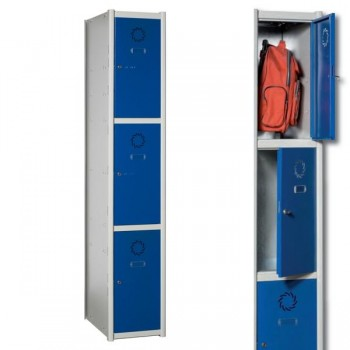 Megablok Taquilla inicial 3 compartimentos