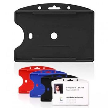 Tarifold Portatarjetas de identificación Tarifold negra