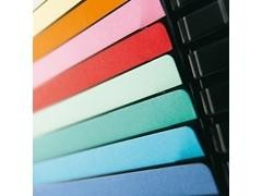 Caja 50 fichas T 10X6cm varios colores