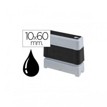 BROTHER Carcasa sello automatico 10x60mm NEGRO