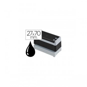 BROTHER Carcasa sello automatico 27x70mm