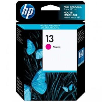 HP Cartucho inkjet C4816A MAGENTA original Nº13