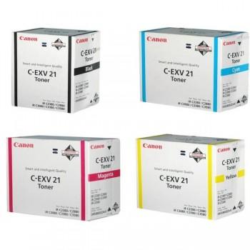 CANON Toner laser C-EXV21 original